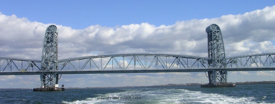 Gil Hodges-Marine Parkway Bridge-Copyright 2010 Vivian R. Carter