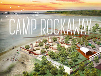Future tents of the Rockaways? Image courtesy Kent Johnson.
