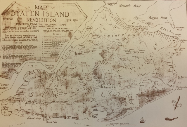 Staten Island in Revolutionary Times
