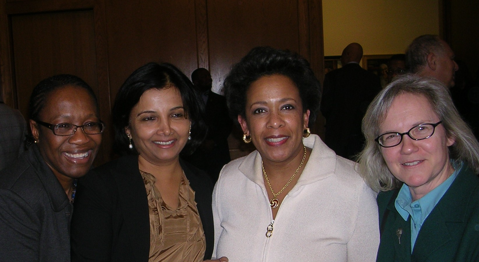 Stephen hargrove and loretta lynch pictures of wedding